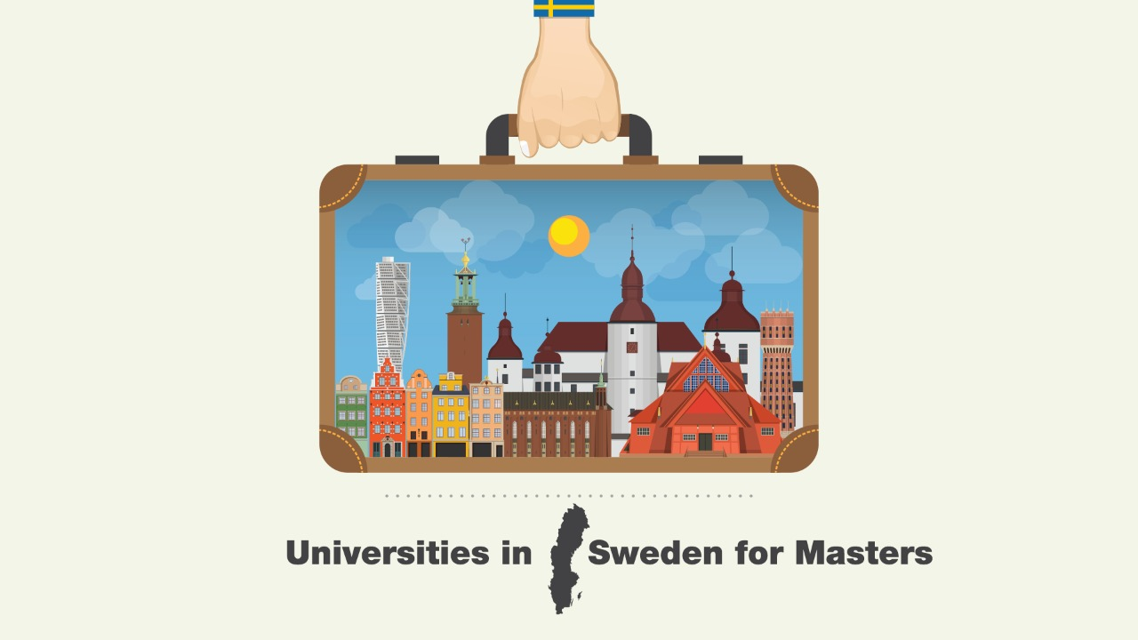 Universities in Sweden for Masters