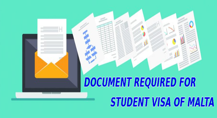 All Documents required for Student Visa of Malta