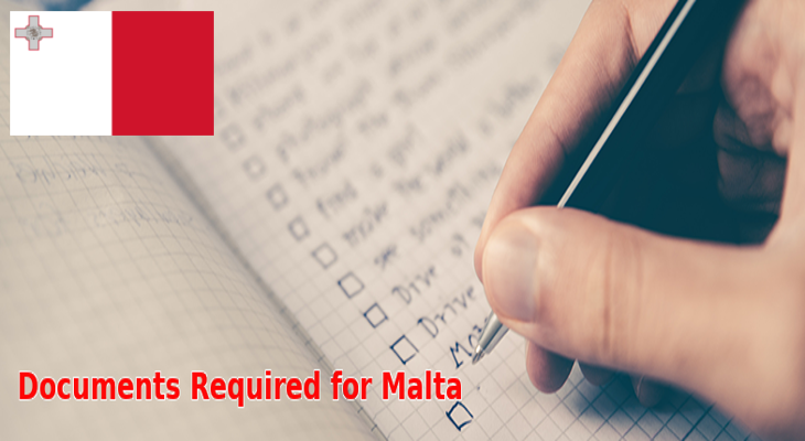 All the Documents Required for Malta