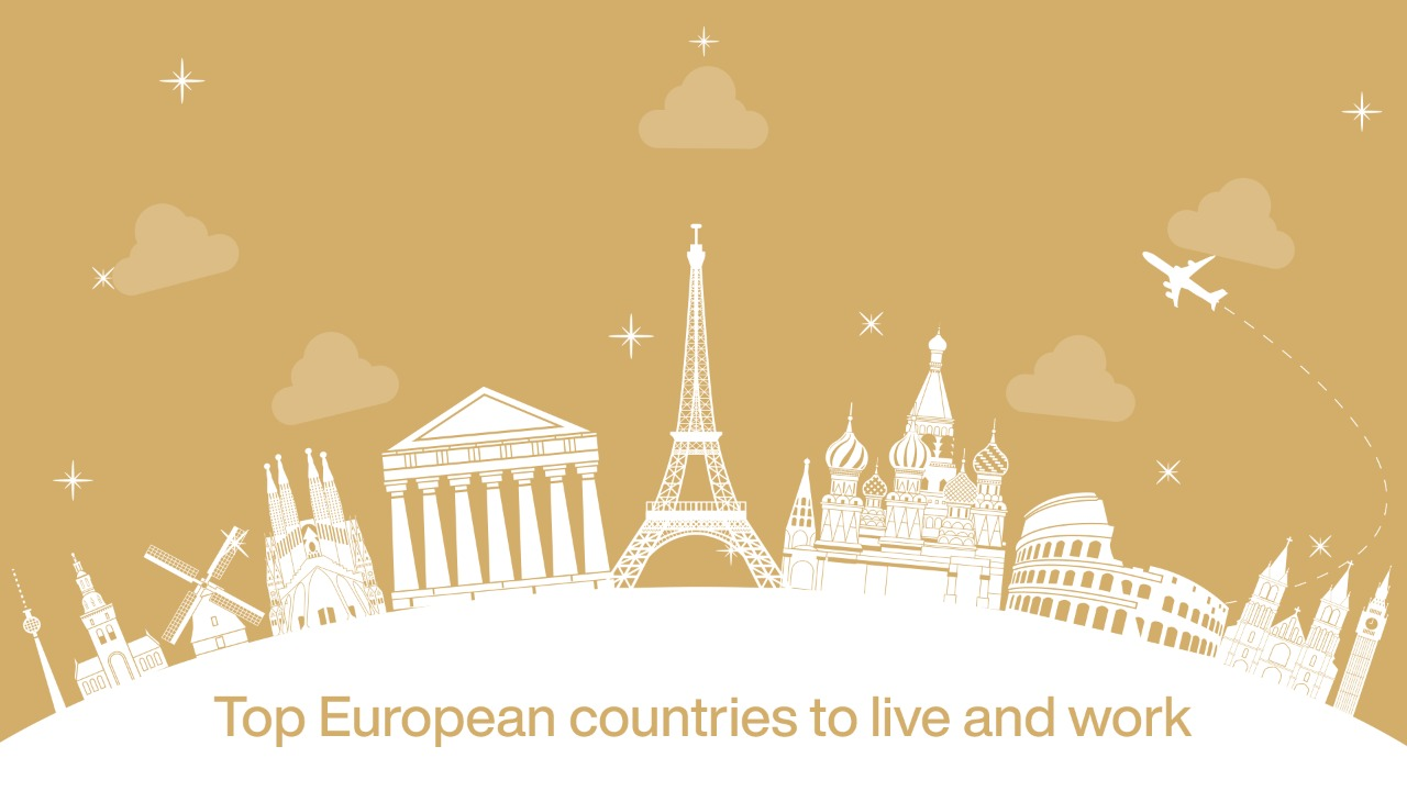 Best Country in Europe to Work and Live