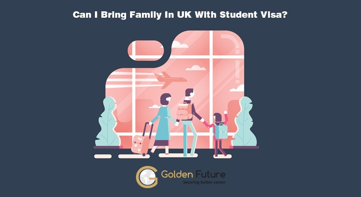 Can I bring Family in UK with Student Visa