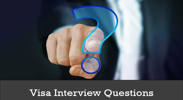 Common Student Visa Interview Questions