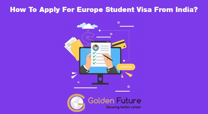Europe Student Visa from India