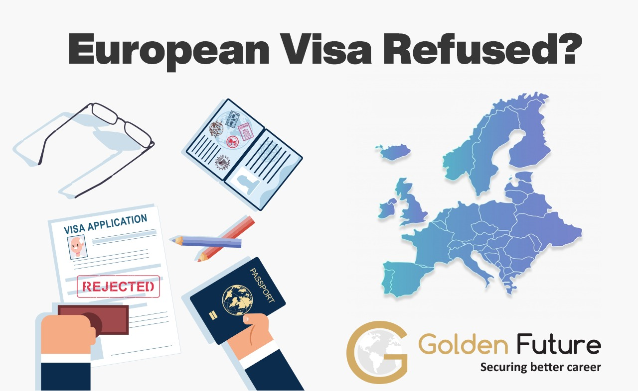 European Visa Refused