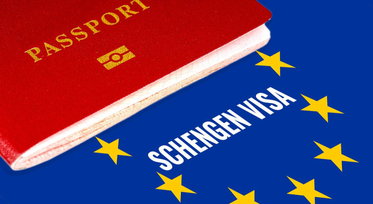 Countries visit with a Schengen Visa
