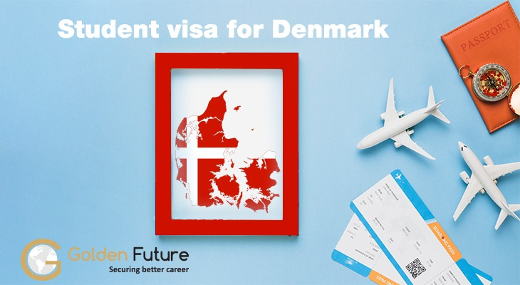 Student visa for Denmark