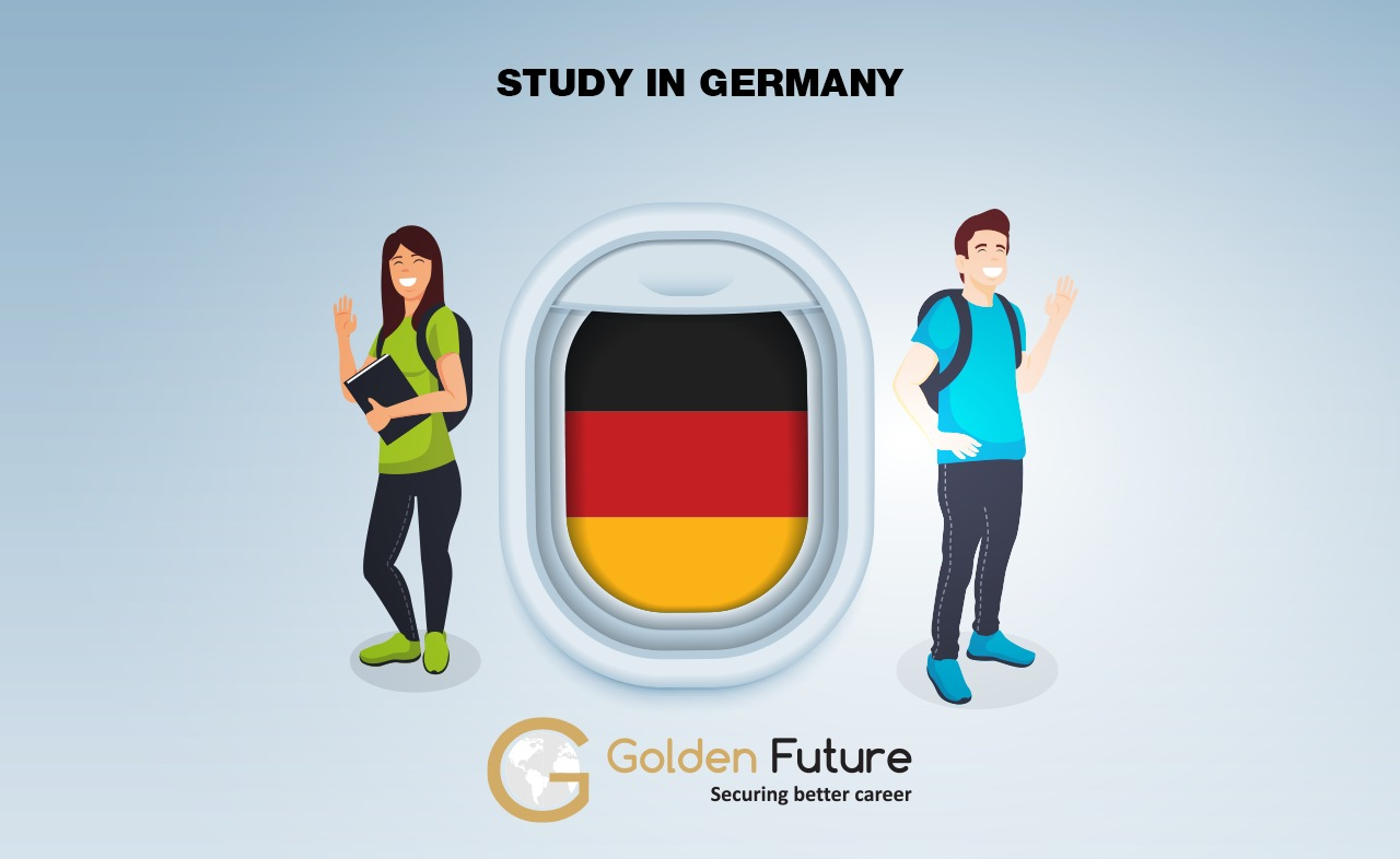 Study and Student visa for Germany