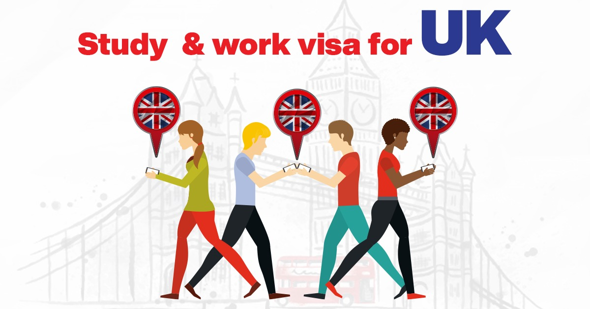 study and work in the uk