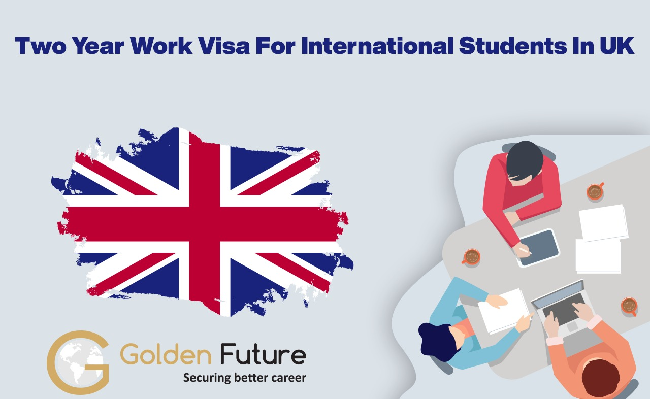 two year work visa for international students in UK