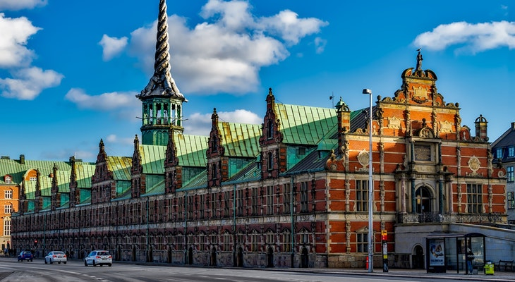 work on student visa in Denmark