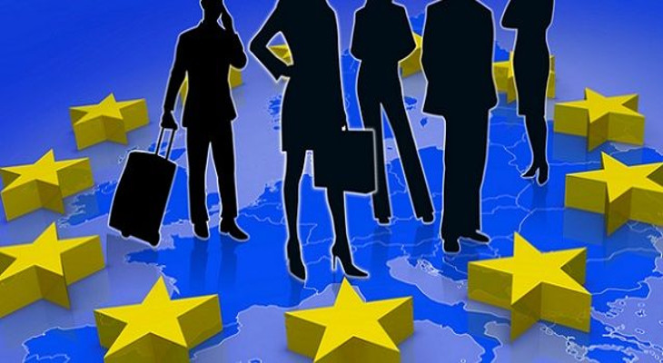 Work Permits along with study in Europe