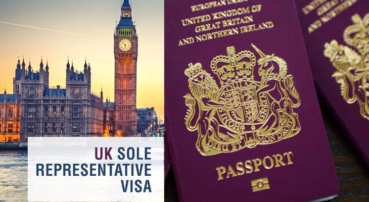 UK Sole Representative Visa