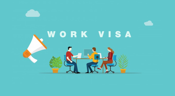Job Visa for Ireland